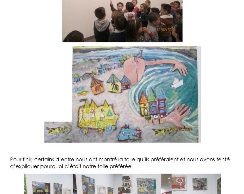Exposition : A la rencontre des œuvres de Christian GUILLERM