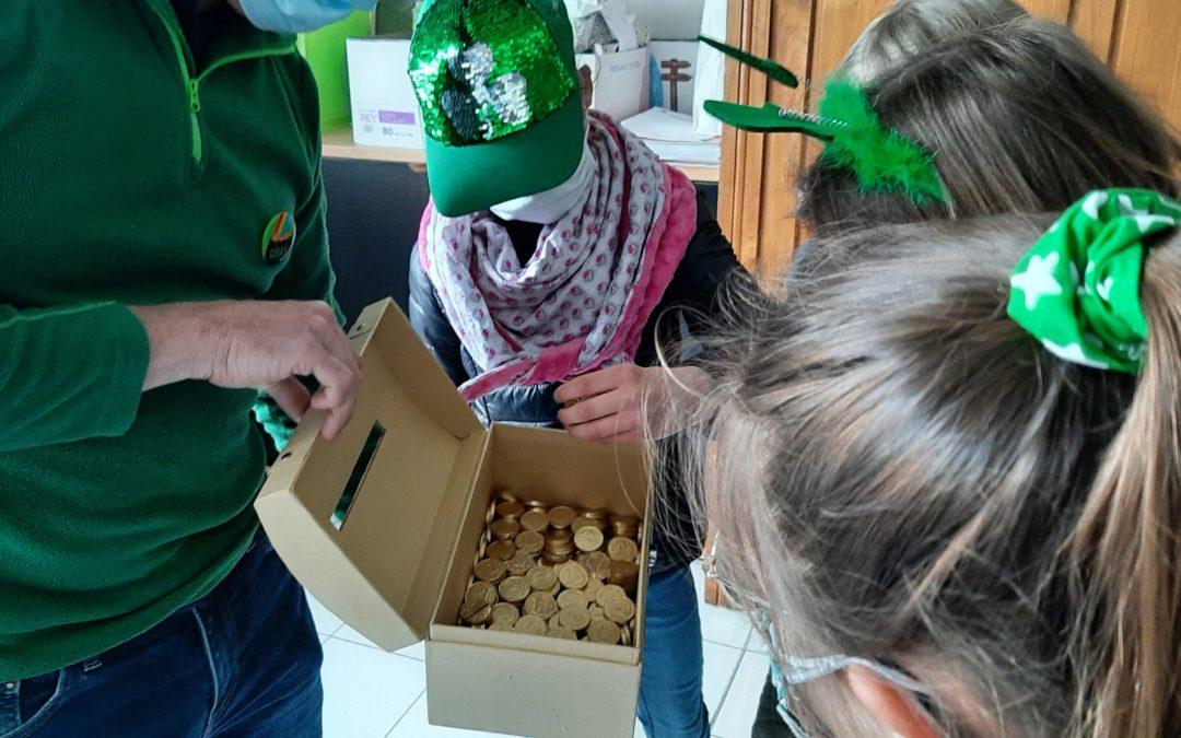 Projet « St Patrick's day »